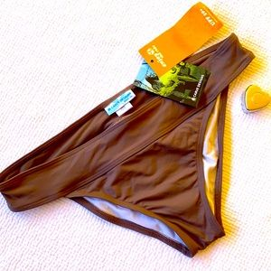 NWT Carve Designs UPF 50 XL Maui Bikini Bottom